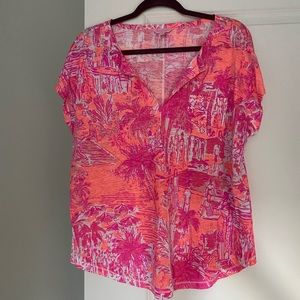 Lilly Pulitzer Relaxed Fit Tee
